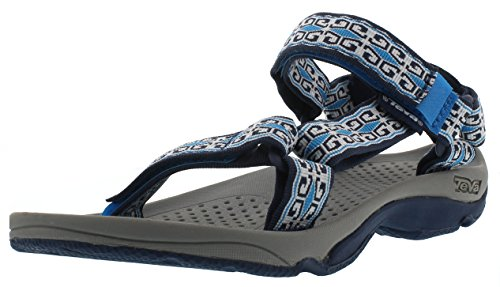 Teva Women's Hurricane 3 Sandal, Mini Denim Blue, 7 M US (Hurricane Iii)