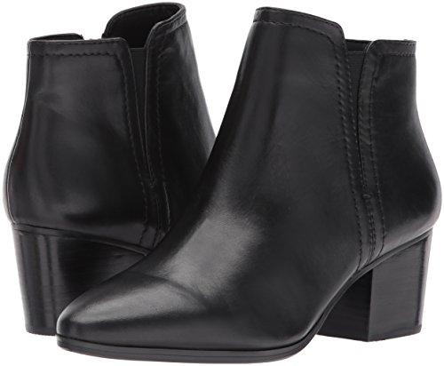 Aldo Women's Larissi Chelsea Boot, Black Leather, 7 B US