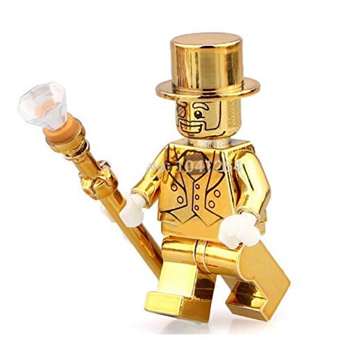 metlife-mr-gold-limited-edition-chrom-golden-minifigures-building-blocks-sets-models-bricks-mini-fig