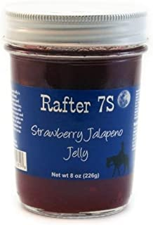 product image for Rafter 7S, Jelly Strawberry Jalapeno, 8 Ounce