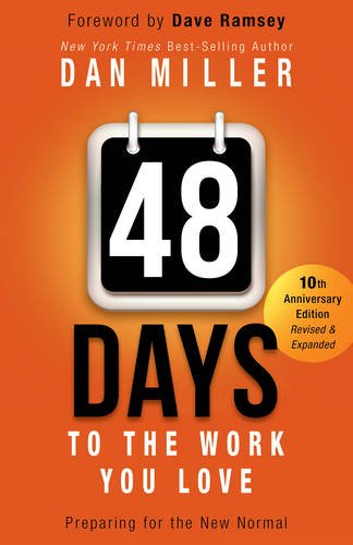 Pdf Bibles 48 Days to the Work You Love: Preparing for the New Normal