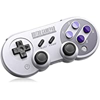 8Bitdo Wireless Bluetooth Controller Joystick At A Glance
