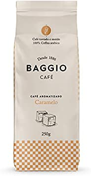 Café Torrado e Moído Aroma de Caramelo Baggio Café 250g