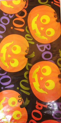 "Boo It Up Big!! 54"" x 102"" Halloween Table Cover"