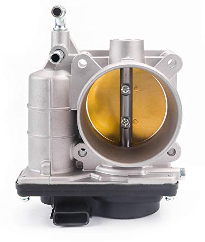 Tecoom 16119-JA00A Electronic Fuel Injection Throttle Body for Nissan Altima Rogue Sentra 2007-2012 - Body Valve Throttle Assembly
