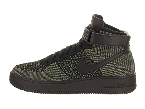 Flyknit Ultra Nike vert ball Mi Uk Basket De Mens Af1 Noir Chaussures 9 FZnTWna