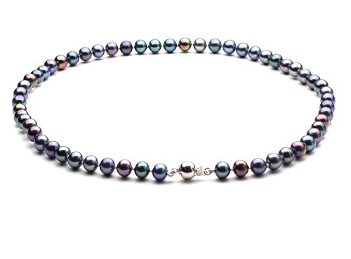 HinsonGayle-AAA-Handpicked-Multicolor-Black-Round-Freshwater-Cultured-Pearl-Necklace