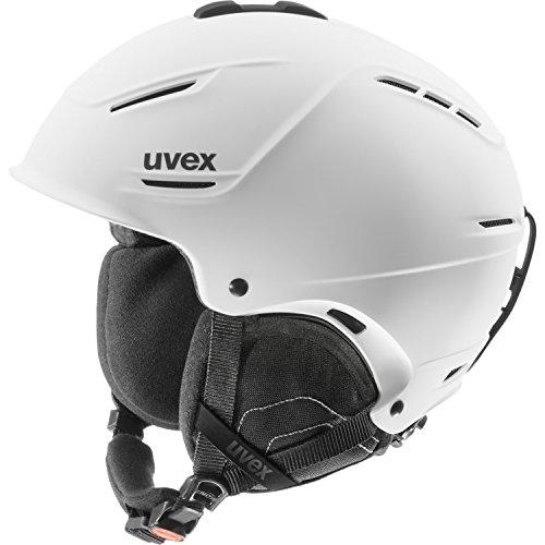 Uvex Casco de esquí Plus One, Hecho en Alemania