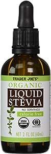 Trader Joe's Organic Liquid Stevia, 2 fl oz