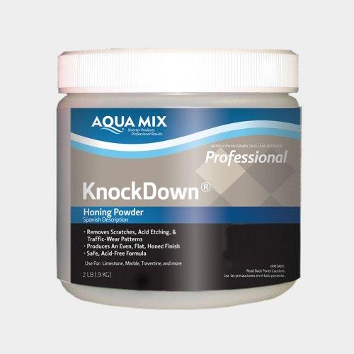 - Aqua Mix Knockdown - Honing Powder - 2 lb