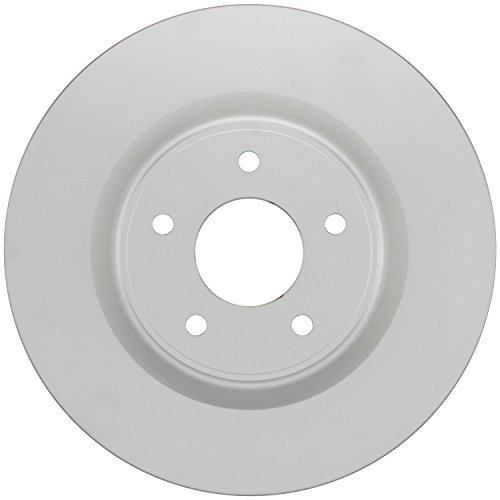 Bosch 40011583 QuietCast Premium Disc Brake Rotor For Infiniti: 2013 JX35, 2014-16 Q50, 2017 Q60, 2016-17 QX50, 2014-17 QX60; Nissan: 2015-17 Murano, 2013-16 Pathfinder, Front