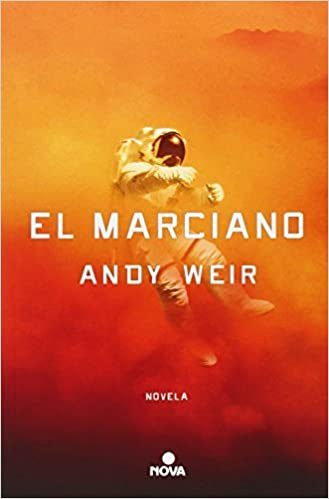 By Andy Weir El marciano (Spanish Edition) [Paperback]: Amazon.com: Books