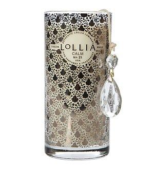 Lollia Calm Petite Candle-10.25 oz. by Lollia