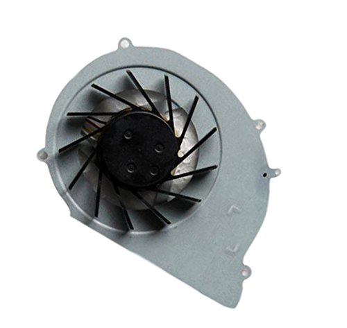 Rangale New CPU Cooling Fan For TOSHIBA Satellite T130 T131 T13 & for ACER Ferrari One 200 Series Replacement Part Number AD7005HX-QBB Acer Ferrari One 200