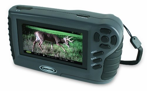 Moultrie Picture and Video Viewer, 4.3-Inch