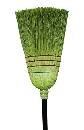 O'Cedar Commercial 6120-6 Warehouse Corn Broom (Pack of 6)