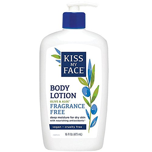 Kiss My Face Face Moisturizer - 3