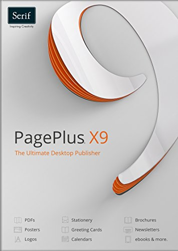 US Serif Software PagePlus X9