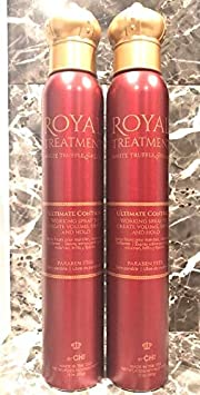 ROYAL TREATMENT ULTIMATE CONTROL WORKING HAIR SPRAY- 12oz Pack Of 2