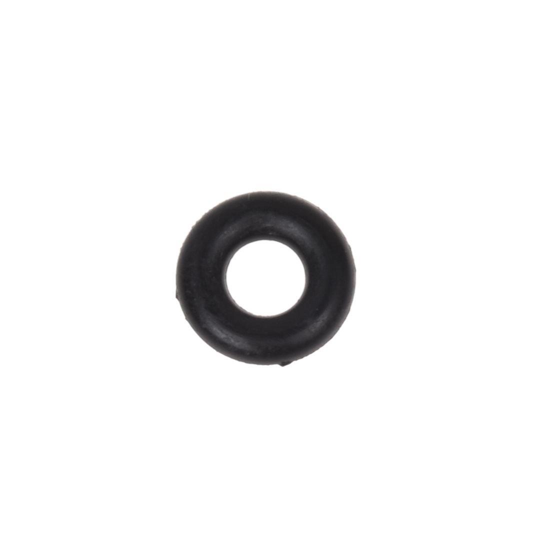 SODIAL R 50 x Noir caoutchouc nitrile joint torique Grommets rondelle detancheite 5mm x 11mm x 3mm