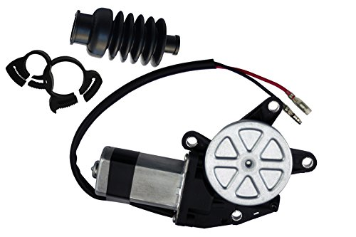 (Compatible With Sea-Doo) Premium Venom Brand Tilt Trim Motor Replacement KIT w Boot & Clamps Fits MANY 1996-2011 GSI SPX SP RX GSX XP RXP WAKE 278000616 278001292 (See Fit Chart In Description Below) ()