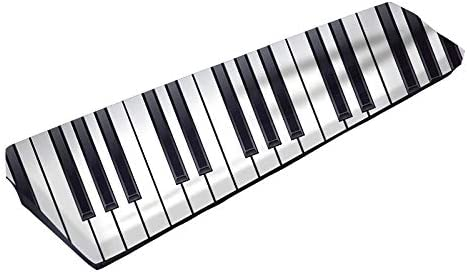 Funda para teclado de piano, protección contra el polvo ...