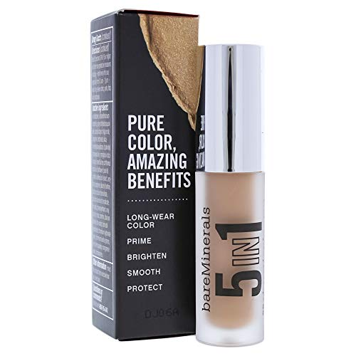 bareMinerals 5-in-1 BB Advanced Performance Cream Eyeshadow, Rich Camel, 0.1 Fluid Ounce