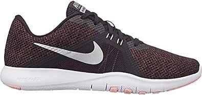 Nike Womens 924339 Flex Trainer 8 Brown Size: 6.5