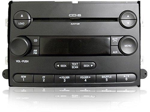 ford 6 disc cd changer - 2