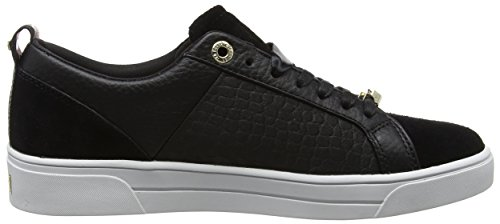 Kulei Baker Ted Zapatillas Negro Black Mujer para H5FqwFd