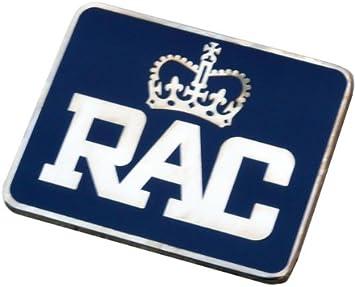 British Royal Automobile Club RAC car grille badge Triple-C