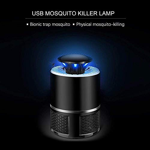 BLOOM HOUSE™ Electronic Led Mosquito Killer Lamps Super Trap Machine for Home an Insect Killer Electric Mosquito Killer DeviceTrap Machine Eco-Friendly Baby Mosquito Repellent Lamp