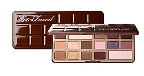 Too Faced Chocolate Bar Eyeshadow Palette 16 Shimmer and Mat