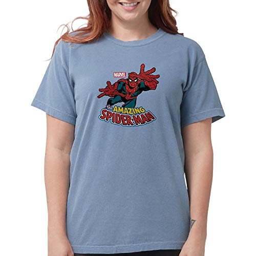 CafePress The Amazing Spider Man Womens Comfort Colors Shirt
