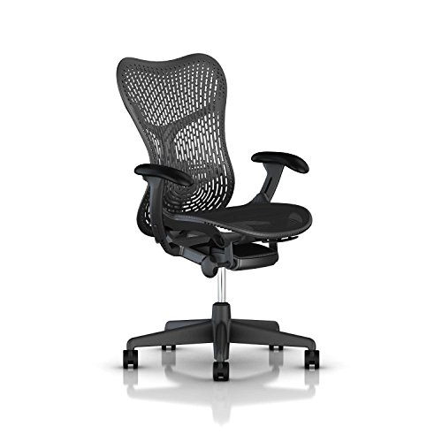 Herman Miller Mirra 2 Task Chair: Standard Tilt - FlexFront