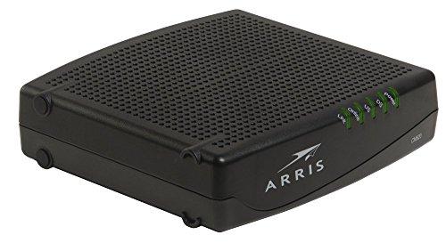 ARRIS CM820A Cable Modem DOCSIS 3.0 (Latest Version - 1 Step Activation) (Certified Refurbished)