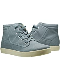 Men's Grey York-Hi High Top Sneaker