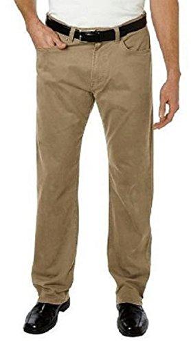 5 Pocket Cord Pant - Kirkland Signature 5 Pocket Bedford Cord Pant (34 x 30, British Khaki)