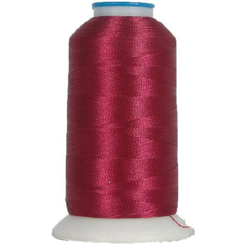 396 No 1000M Burgundy 220 Colors Available Threadart Polyester Machine Embroidery Thread By the Spool
