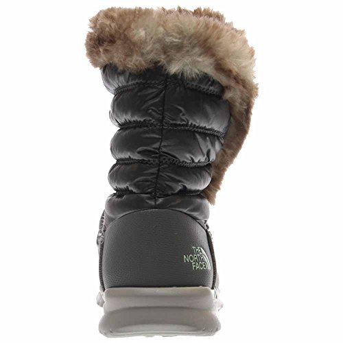 Tnf Femme Shiny Chaussures Pearl Black up Button Thermoball Marche Smoked W Face Grey North The De amp; vwzqUPqH4