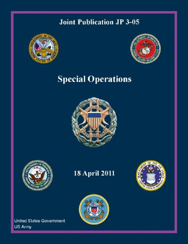 Joint Publication JP 3-05  Special Operations 18 April 2011