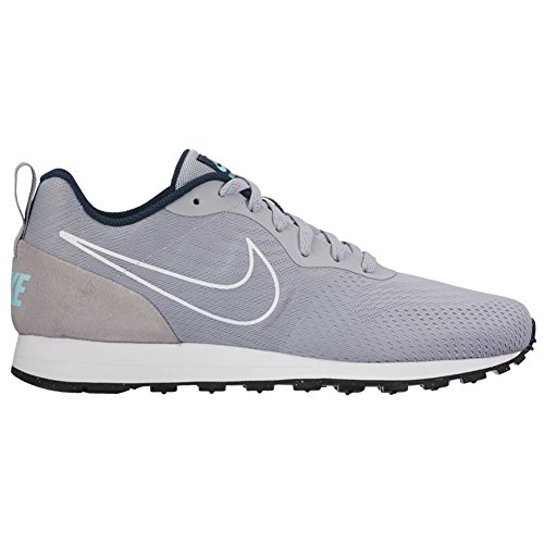 Nike Md Runner 2 Br, Zapatillas para Hombre Gris (Wolf Grey/wolf Grey/armory Nav)