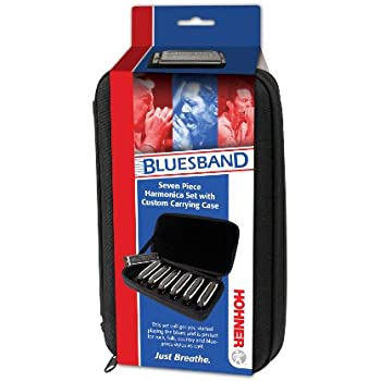 Hohner 1501/7 Blues Band, 7-Pack