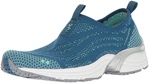 Ryka Women's Hydrosphere Cross Trainer, Seaport/Yucca Mint, 8.5 M US