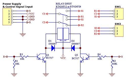 elektromagnetisch 8A//240VAC 8A USpule Relais 6VDC SPDT  Mini 7-1393222-9 Elek