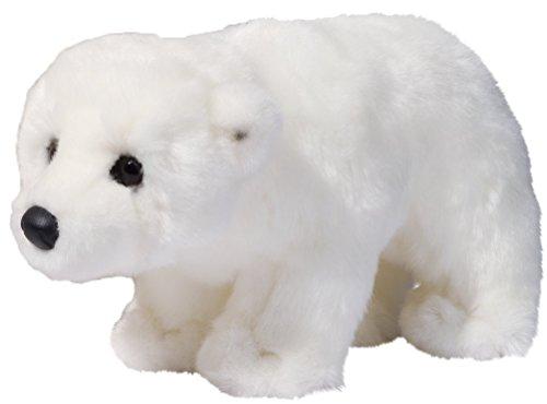 (Cuddle Toys 4526 28 cm Long Aput Polar Bear Plush Toy)