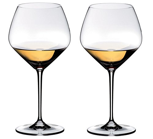 Chardonnay Pinot (Riedel Heart to Heart Chardonnay Glasses, Set of 2)