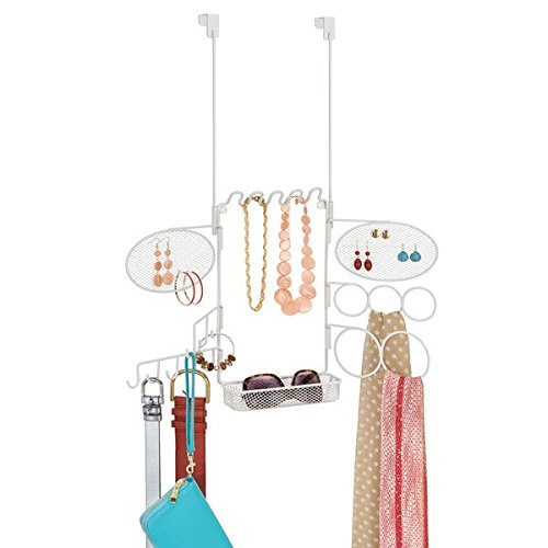 mDesign Organizer Earrings Bracelets Necklaces