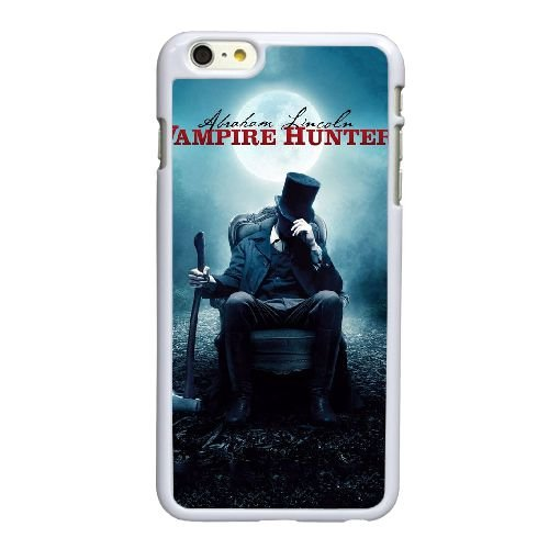 Q1G82 Abraham Lincoln Vampire Hunter Haute Résolution Affiche X9U9LC coque iPhone 6 Plus de 5,5 pouces cas de couverture de téléphone portable coque blanche XD1SVL3BQ