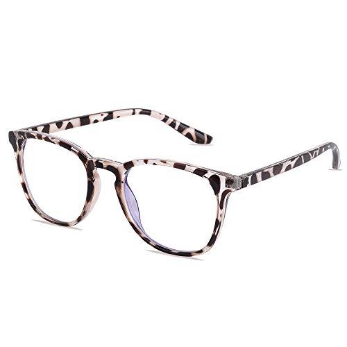 🥇 Vimbloom Gafas Ordenador Gaming UV Luz Filtro Proteccion Azul Mujer Hombre Para Antifatiga Gafas Luz Azul VI387